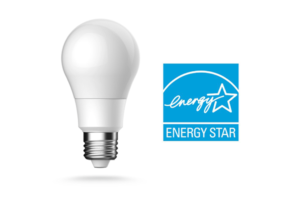 Energetic lighting energy star LED 2011