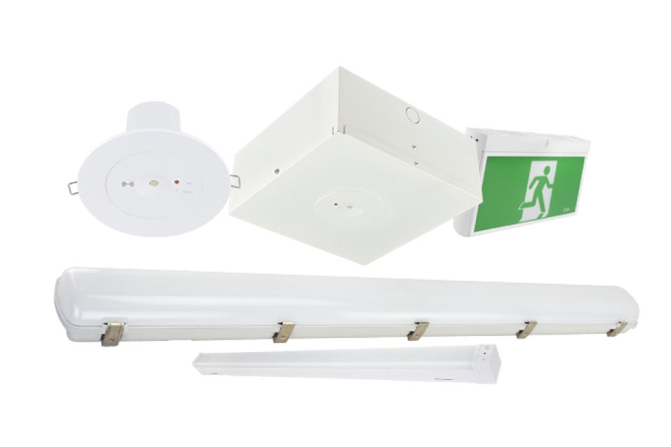 Energetic lighting emergency light 2017