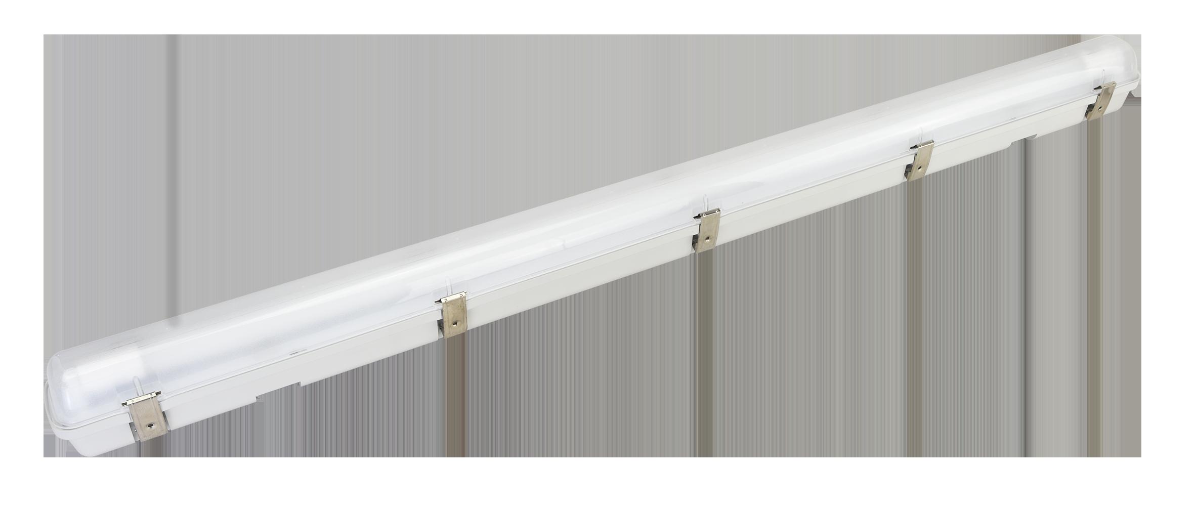 Tempest Nova Batten with LED Tubes (IP65, Vandalproof)