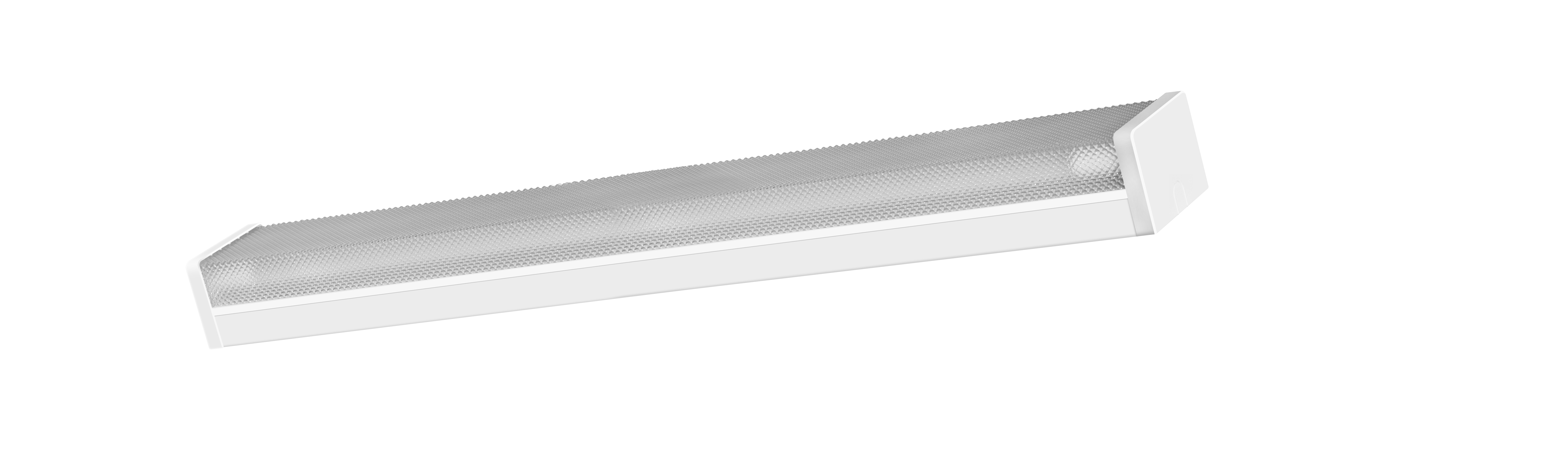 Prime Batten With LED Tubes (IP20, Diffused)