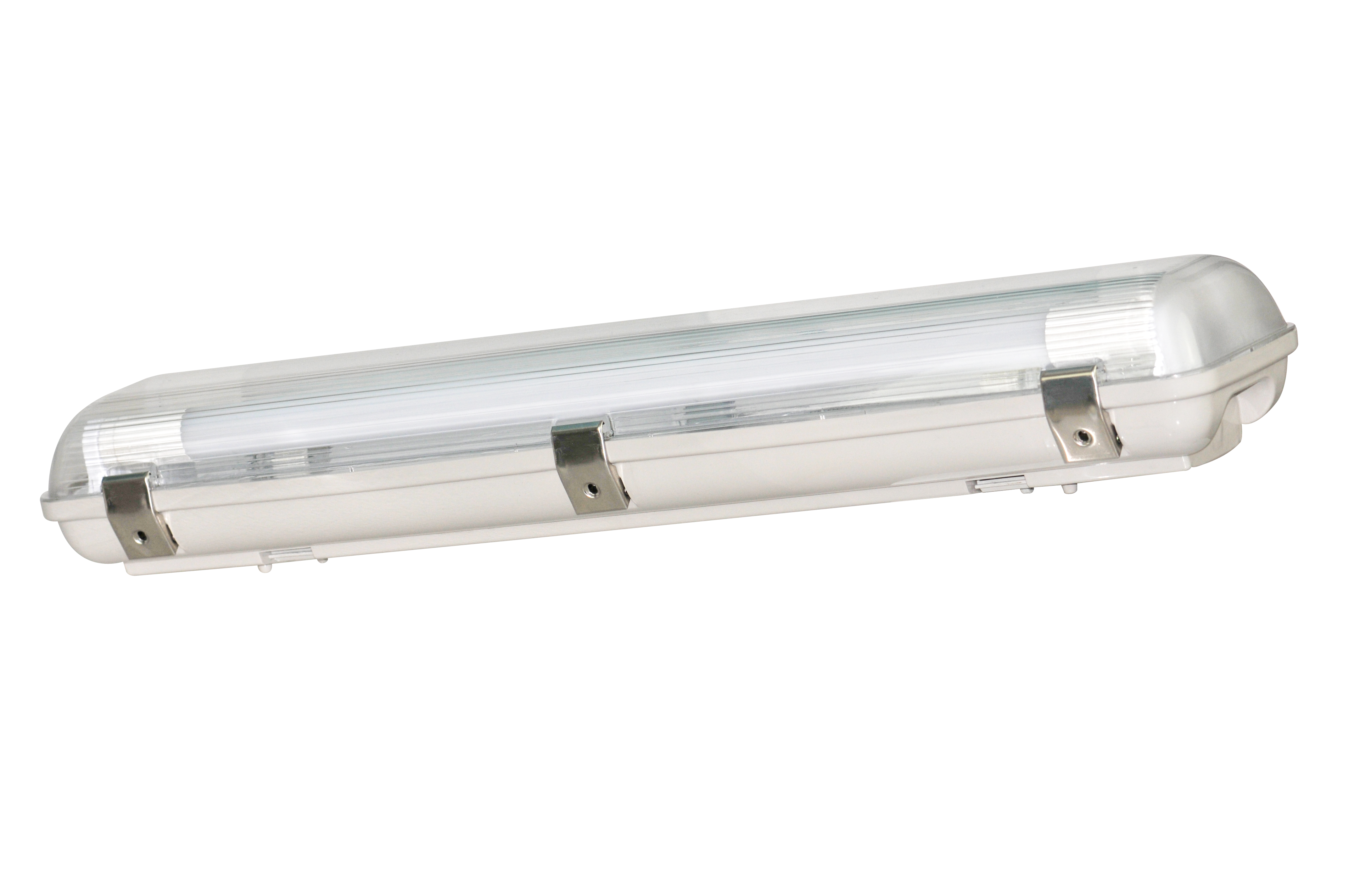 Tempest Batten with LED Tubes (IP65, Vandalproof)