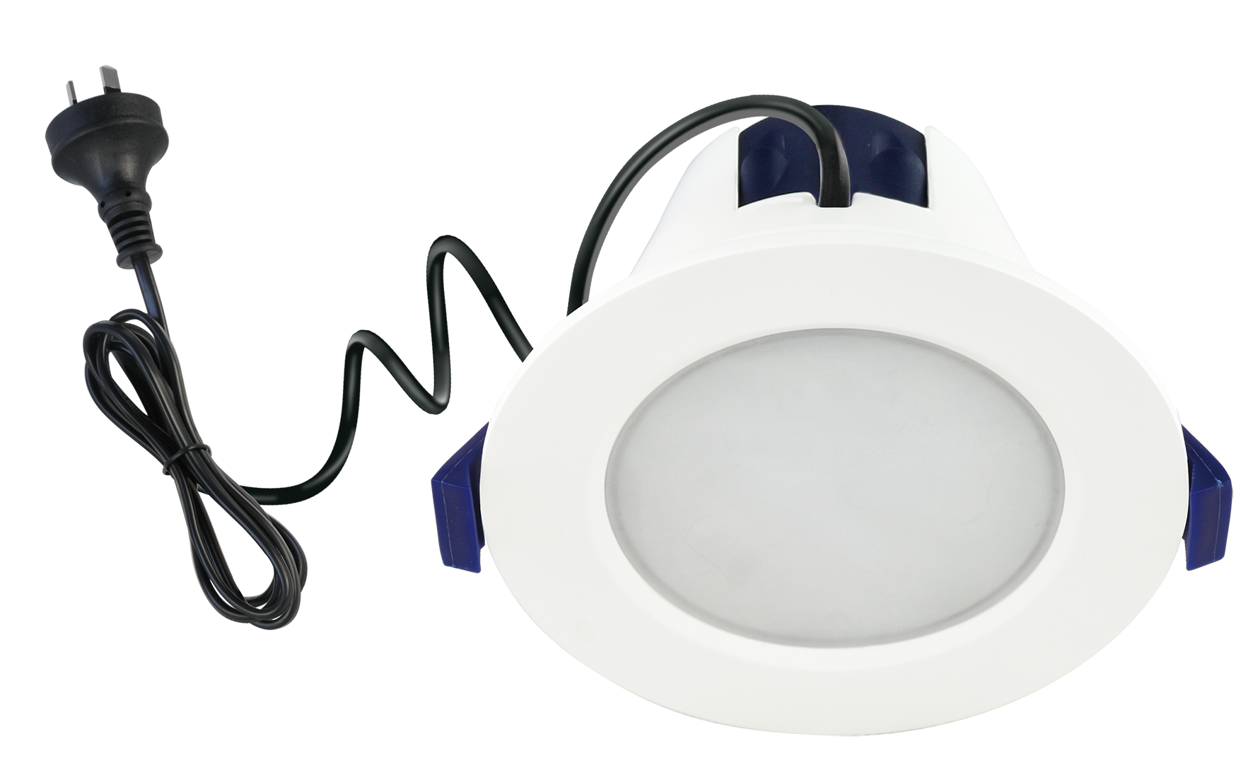 Plastial Petite Downlight (Flush & Recessed, Tri-colour)