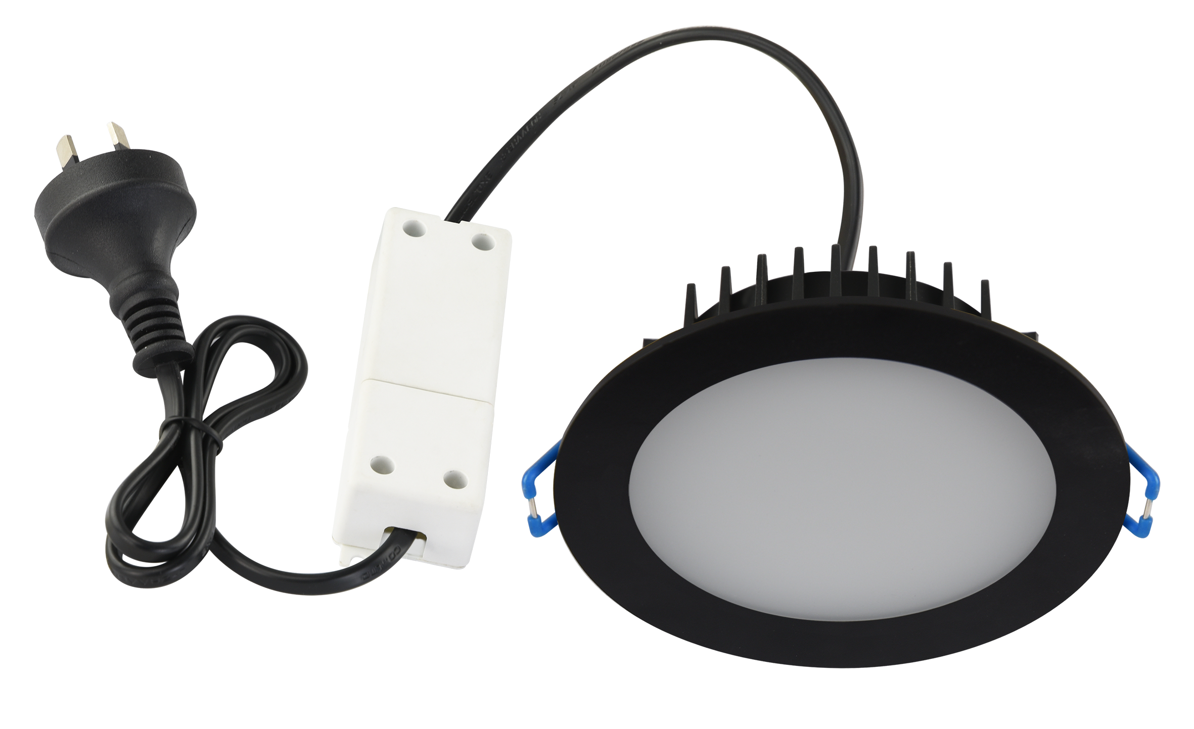 TriValite Downlight with Remote Driver (Tri-colour, White, Flush)
