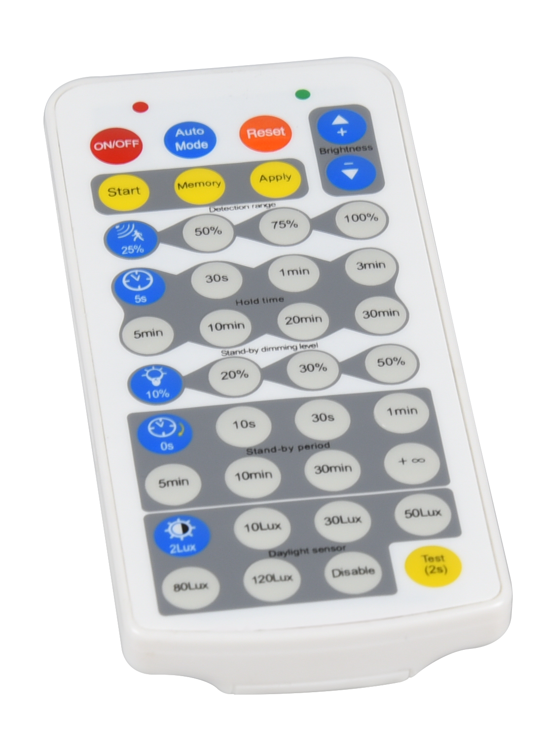 Remote Control Compatible with Stellar V, Stellar V Wide, and Tempest V