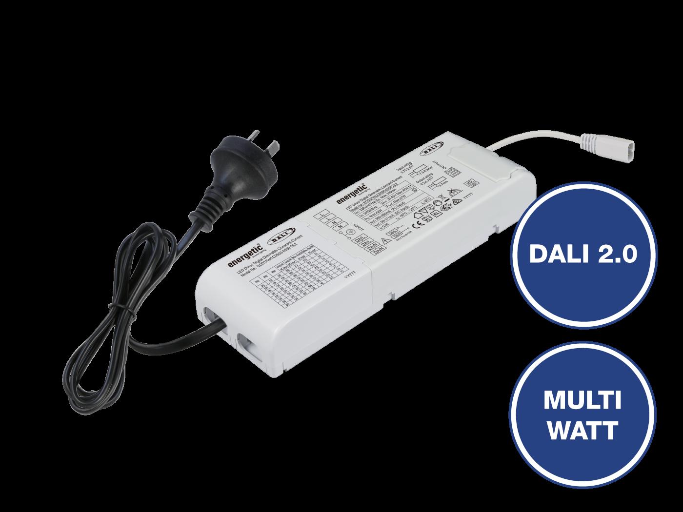 D40 DALI 2.0 Driver Panel Accessory