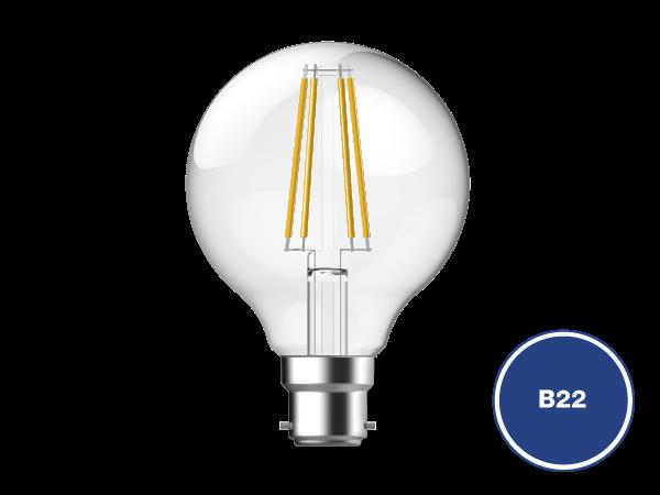 SupValue G80 B22 Filament Lamp