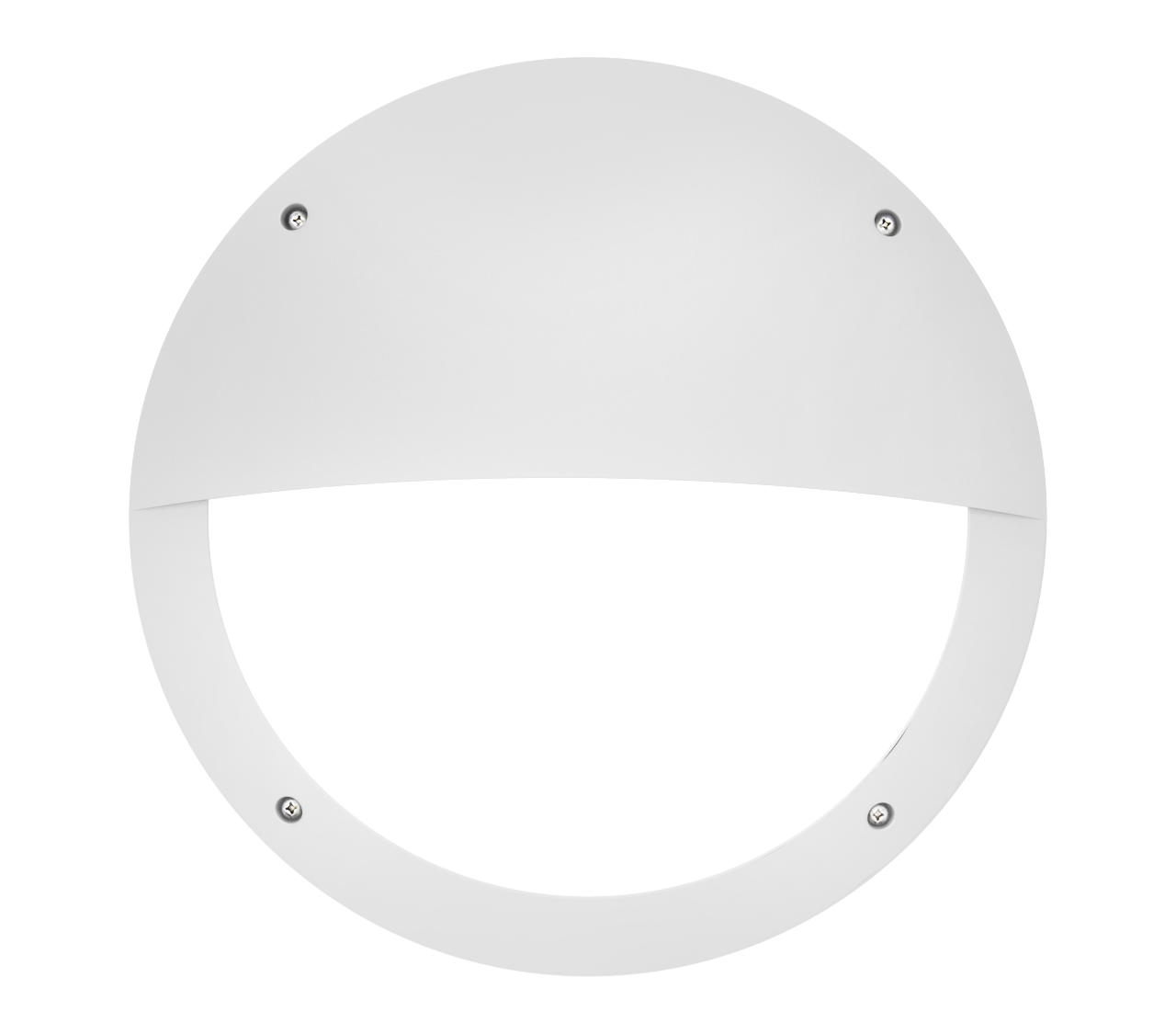 Eyelid Cover To Suit Unit Bunker (White)