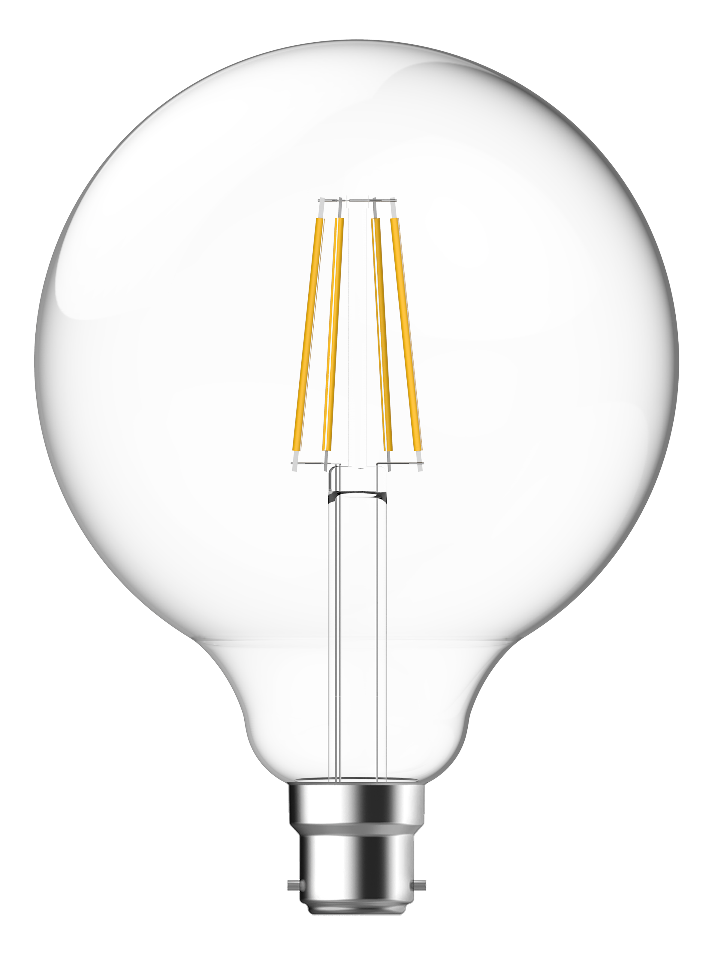 SupValue G125 LED Filament Globe